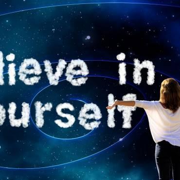 Cand incepi sa crezi in tine?