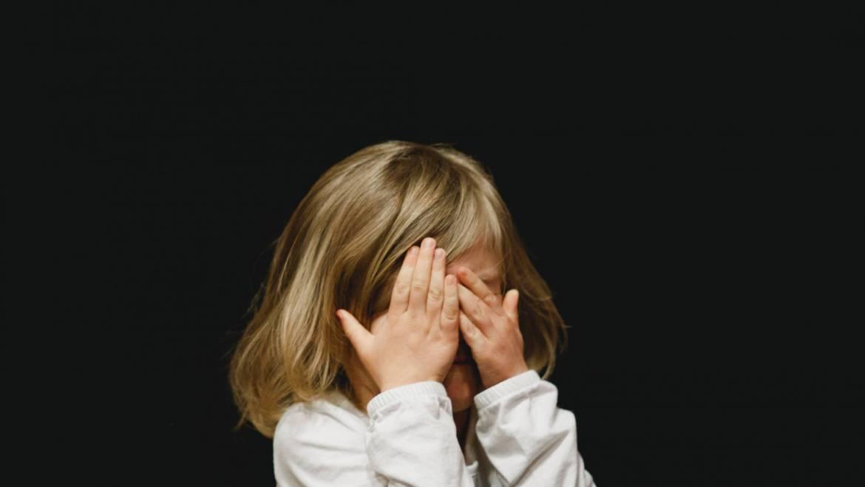Frica la copii